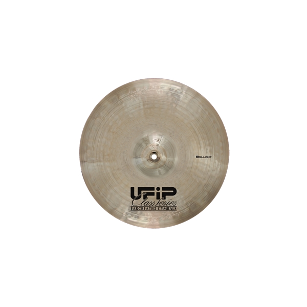"Ufip - Class Series Brilliant Finish - CS-18B Piatto batteria crash 18"" Brilliant"