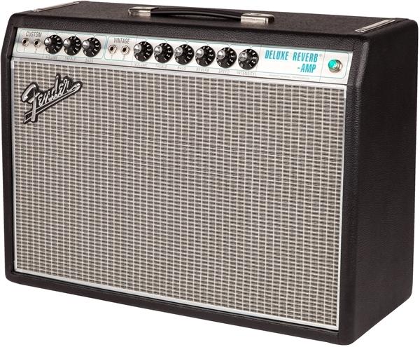 Fender - AMPLIFICATORE CHITARRA ELETTRICA Fender Reverb AMP 68 DELUXE