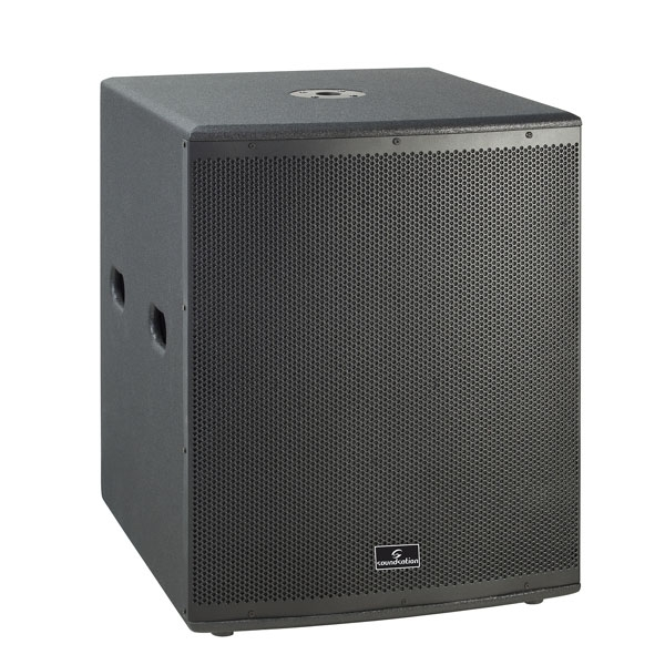 Soundsation - [HYPER BASS 18A] Subwoofer amplificato 1200 W
