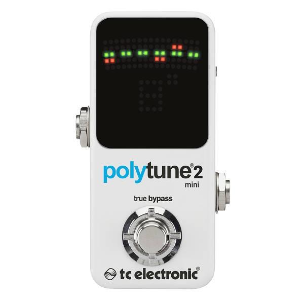TC Electronic - Polytune 2 Accordatore Polifonico
