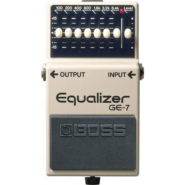 Boss - [GE-7] Equalizzatore Grafico (US)