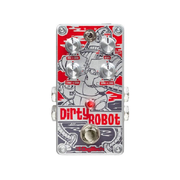 Digitech - Dirty Robot Pedale Synth Stereo Chitarra/Basso