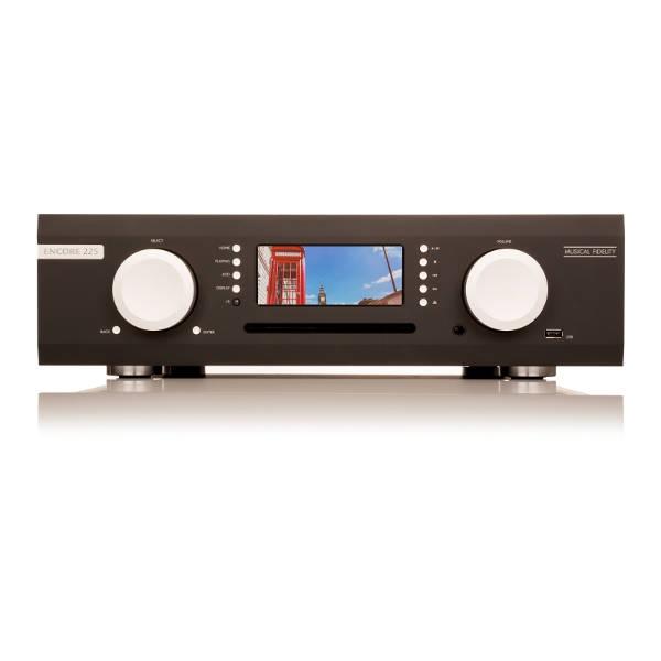 Acoustic Fidelity - Sistema Integrato  M6 ENCORE 255 2TB BLACK