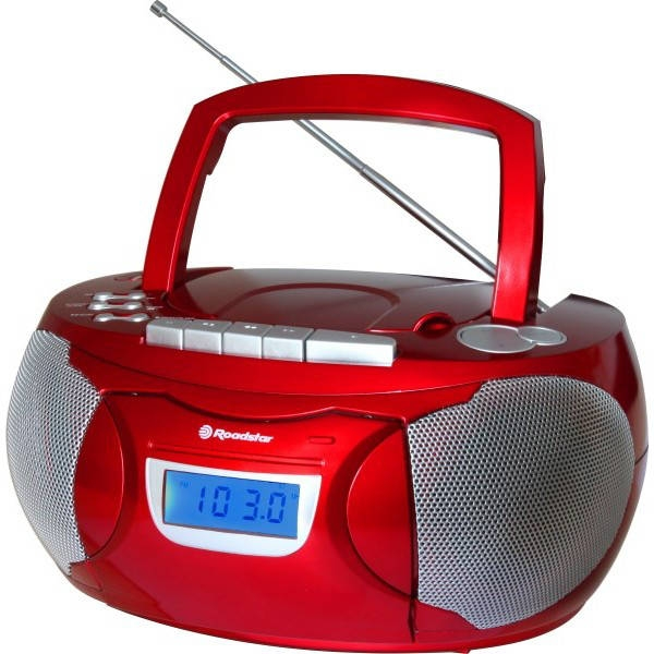 Roadstar - RCR3650UMPRD - RADIO PORTATILE CASSETTA/CD/MP3/USB