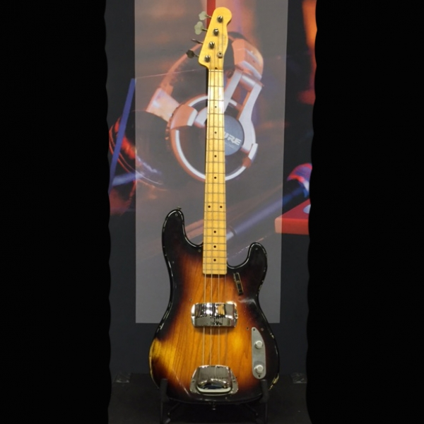 Fender - PRECISION BASS 55 RELIC SUNBURST (US)