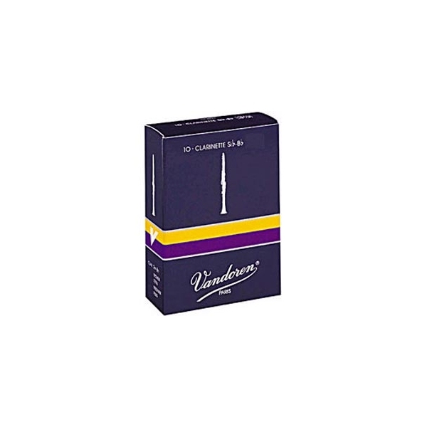 Vandoren - Ancia Clarinetto Sib 2 1/2