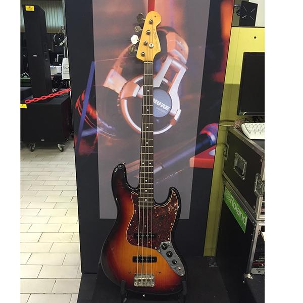 Fender - Basso Elettrico FENDER JAPAN JAZZ BASS SUNBURST