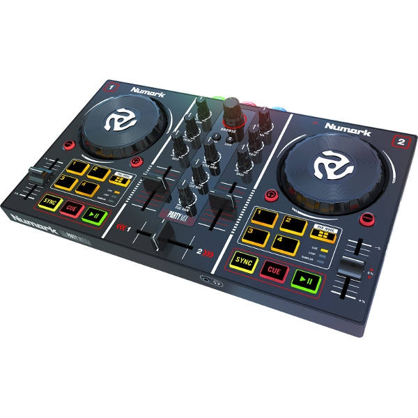 Numark - PARTY MIX DJ - Controller MIDI/USB