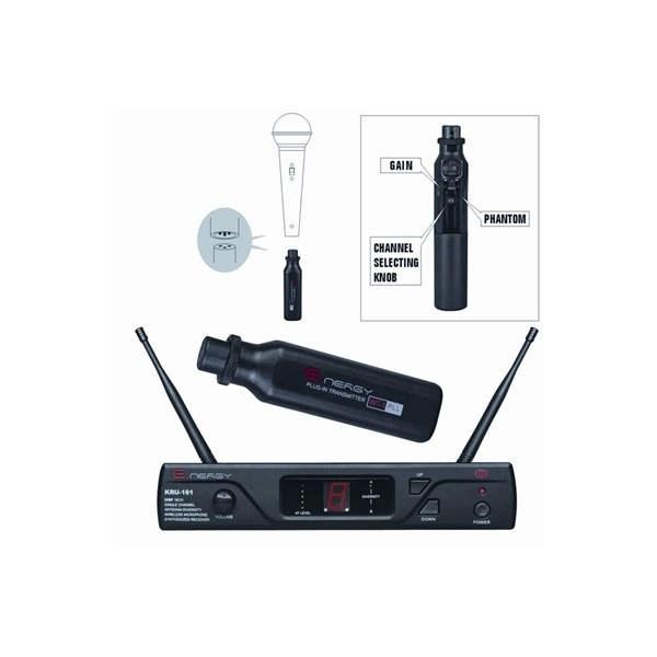 Energy - KRU-161/WT-1 Radiomicrofono