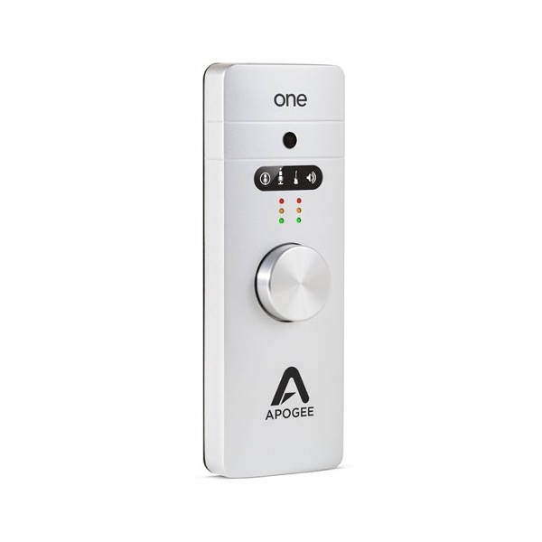 Apogee - APOGEE ONE FOR MAC - INTERFACCIA AUDIO 2X2+ BUONO SCONTO WAVES PLUGIN