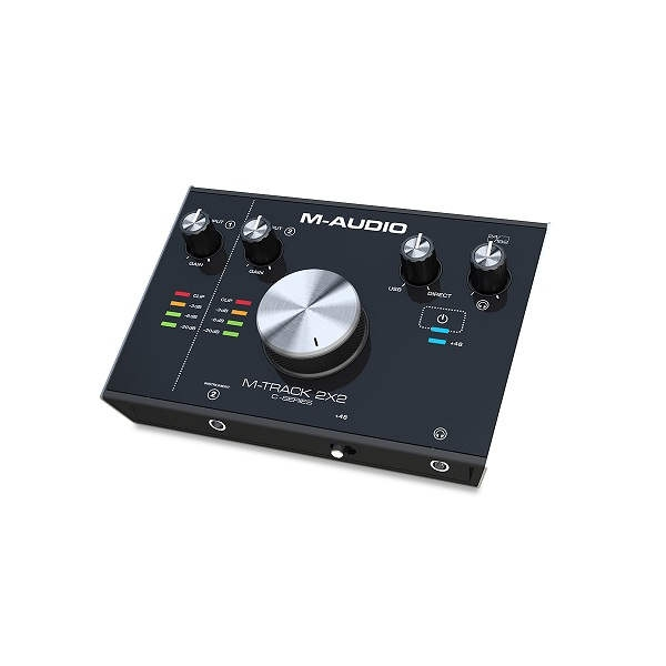 M-Audio - M-TRACK 2X2 M Scheda Audio Midi/Usb