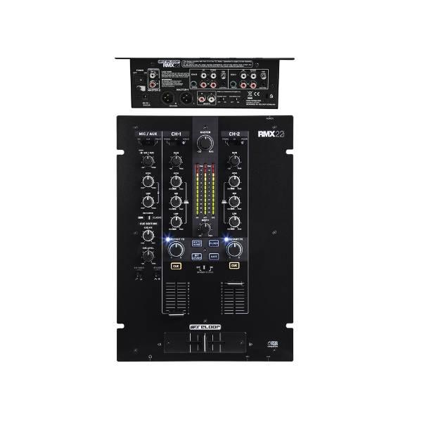 Reloop - RMX-22I - Mixer Digitale DJ -  2+1  canali