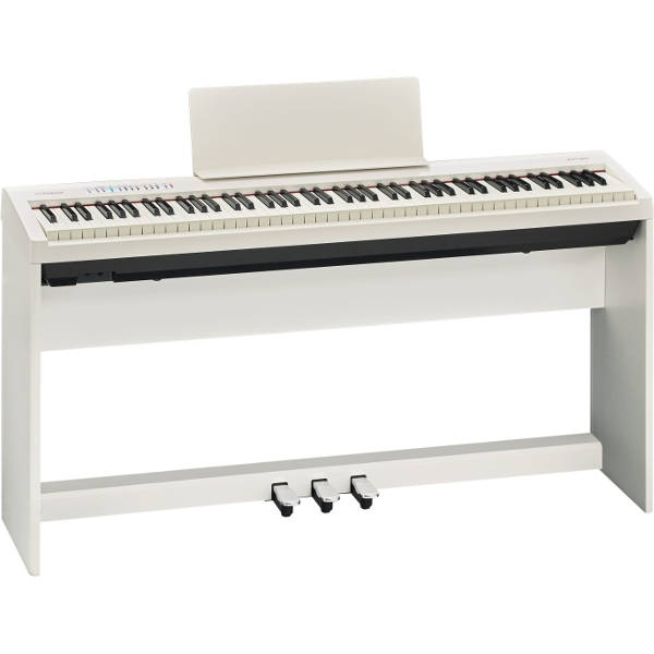Roland - KSC70WH - SUPPORTO PER PIANO DIGITALE  FP30WH