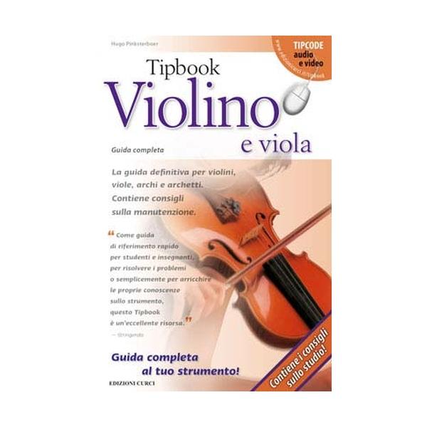 Curci Edizioni - Tipbook - Viola e Violino (9788863951776)