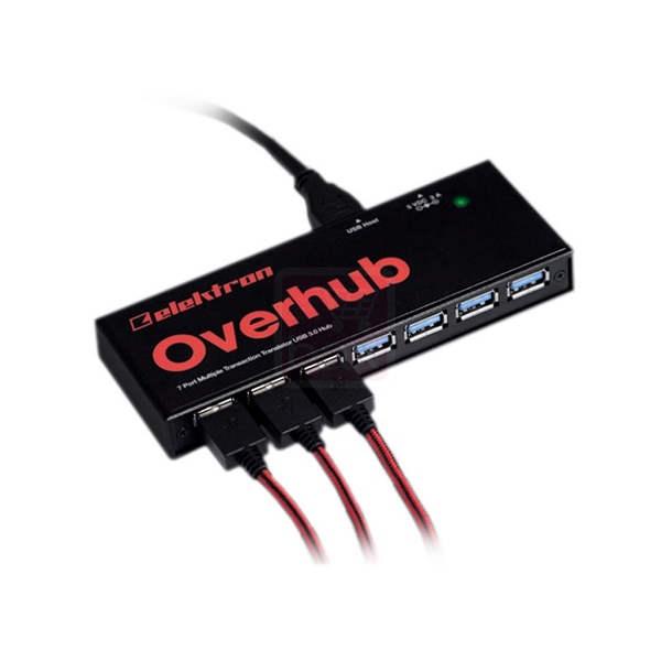Elektron -  Overhub Hub 7 porta USB 3.0