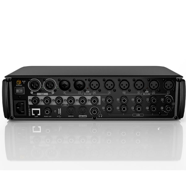Rcf - [M18] Mixer digitale 18 canali