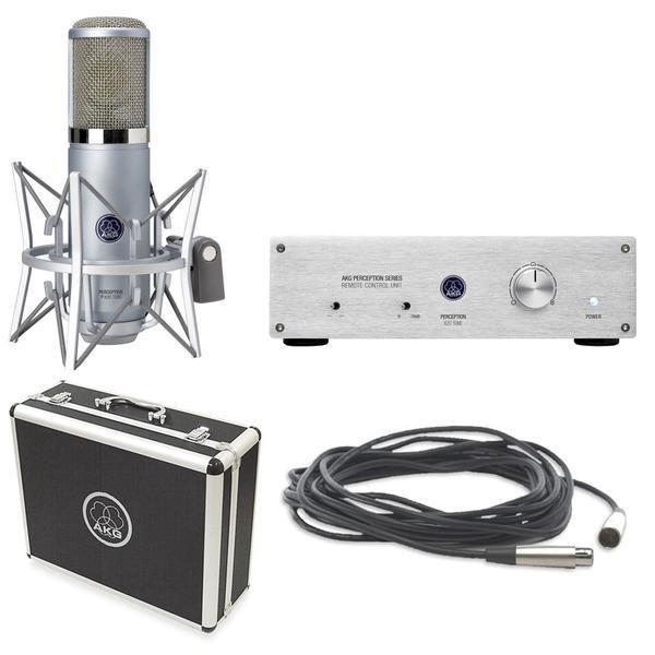 Akg - Serie Perception - Perception 820 Tube Microfono valvolare per strumenti e voce