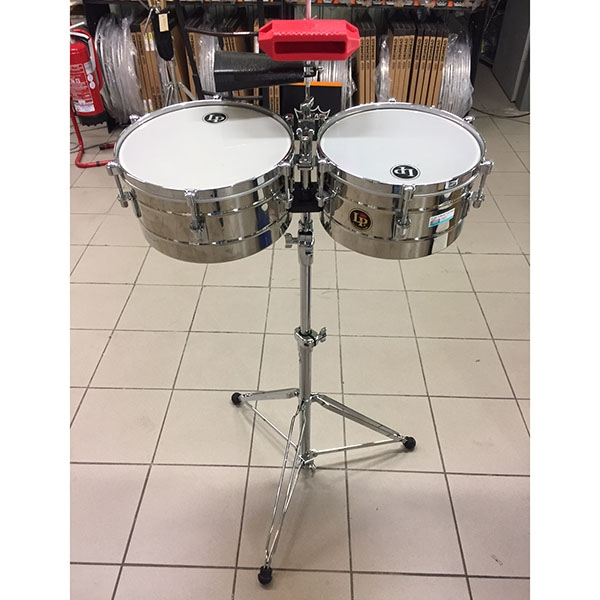 Lp Latin Percussion - TIMBALES LP 255 Timbales Tito Puente