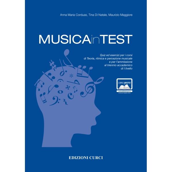 Curci Edizioni - [EC11918] MUSICAinTEST (9788863951820)
