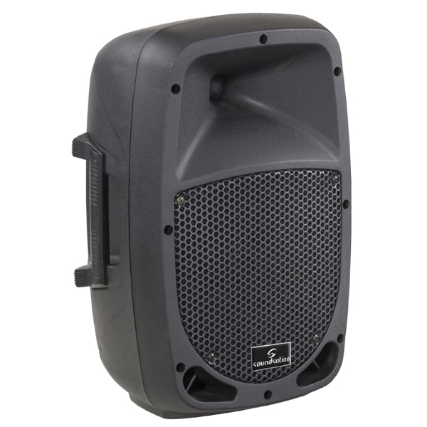 "Soundsation - [GO-SOUND 8A] Diffusore 8"" amplificato 300W"