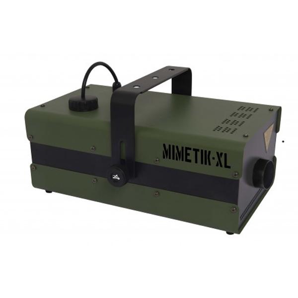 Sagitter - [MIMETIK XL] Macchina del fumo 1500W DMX
