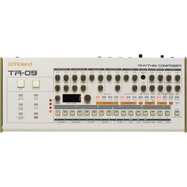 Roland - TR09 SERIE BOUTIQUE Sequencer drum machine [Lim. ed.]
