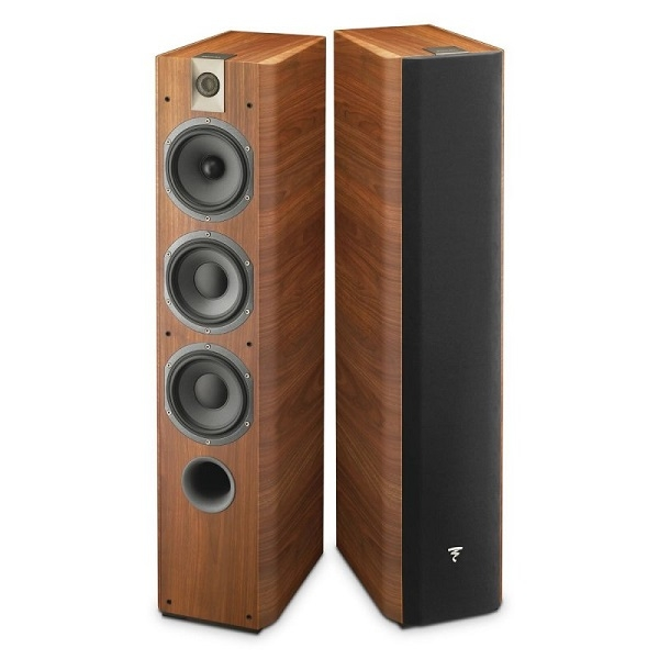 Focal - CHORUS 726 Diffusori audio da pavimento Walnutt