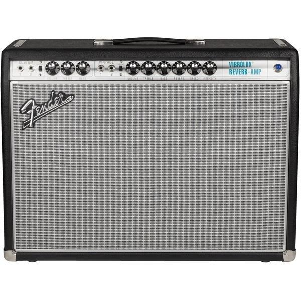 Fender - Custom Shop -  Amplificatore per chitarra valvolare '68 CUSTOM VIBROLUX® REVERB