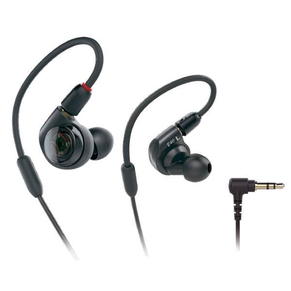 Audio Technica - ATH-E40 AURICOLARI - IN-EAR MONITOR