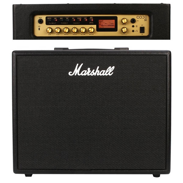 Marshall - CODE 50 - AMPLIFICATORE COMBO DIGITAL 1X10 50W