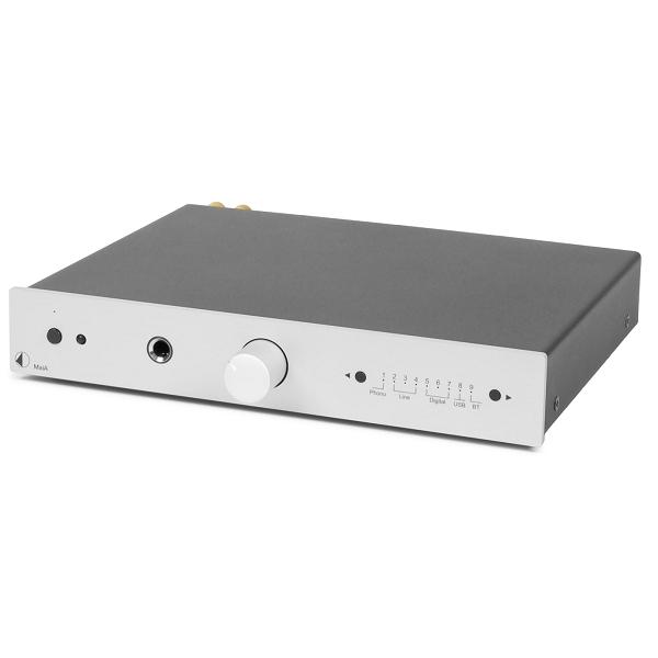 Pro-Ject - Maia Silver - Amplificatore Integrate Stereo Serie Box Design S