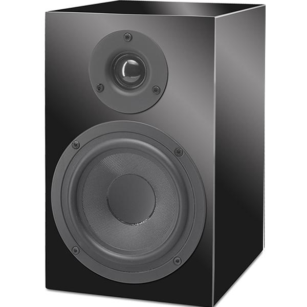 Pro-Ject - Speaker Box 5 Diffusori Main - Frontali Serie Box Design Nero