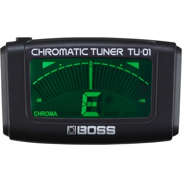 Roland - TU-01  Accordatore Cromatico Clip-On
