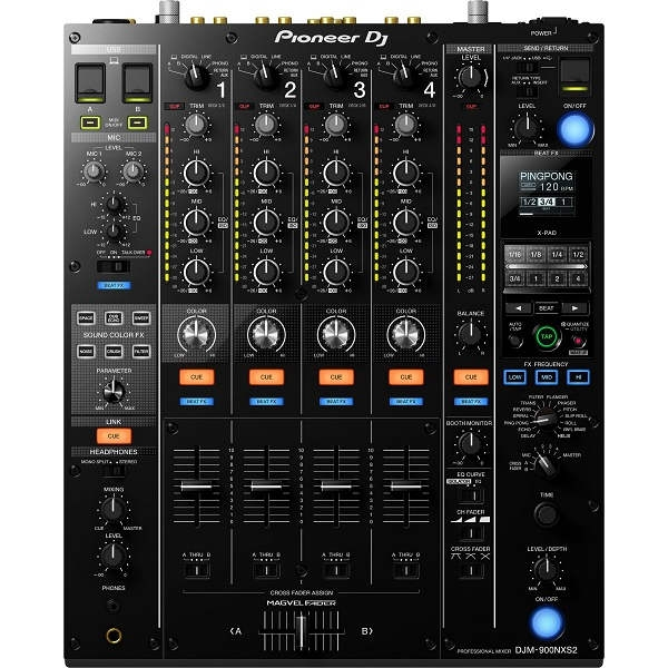 Pioneer - DJM-900NXS2 Mixer dj professionale EX DEMO in offerta
