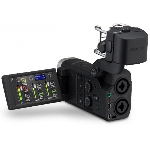 Zoom - Q8 Registratore digitale video