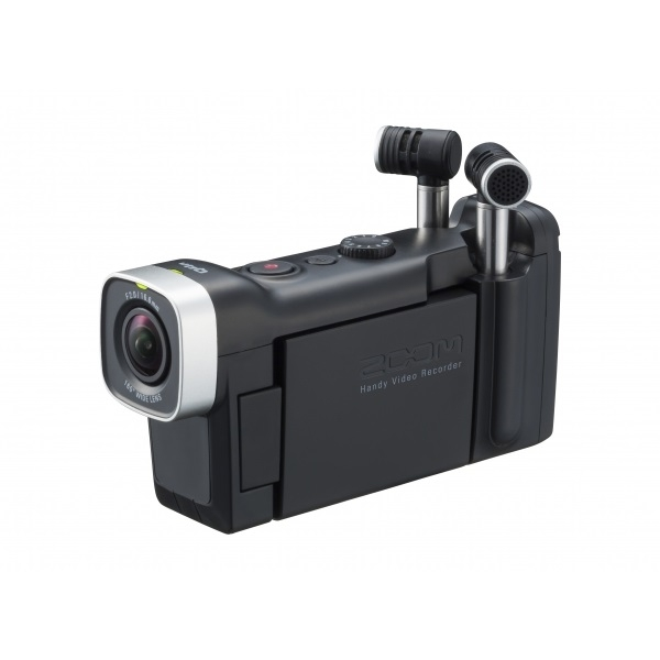 Zoom - Q4n Registratore digitale audio video portatile ZOOM