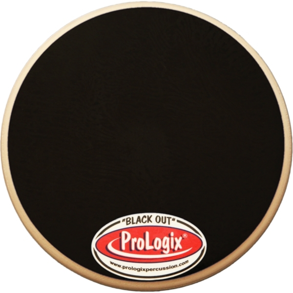 "Prologix - Practice Pad 6"" Black Out"