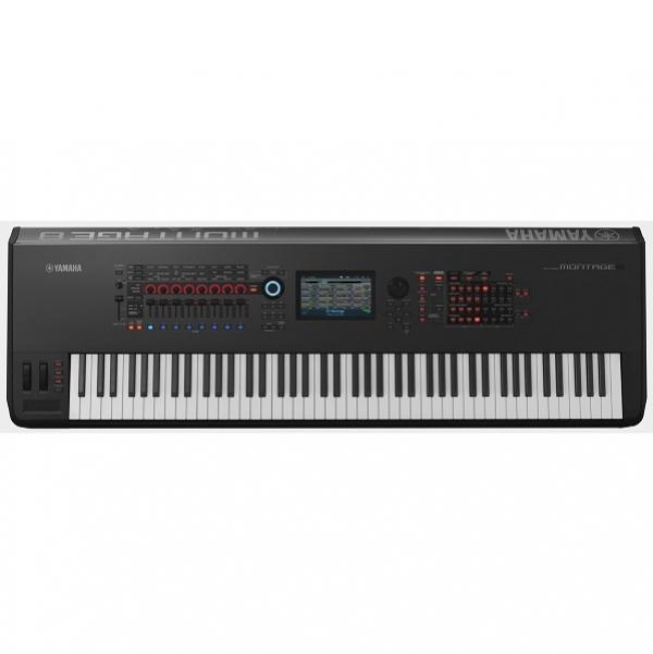 Yamaha - MONTAGE-8 Sintetizzatore 88 tasti