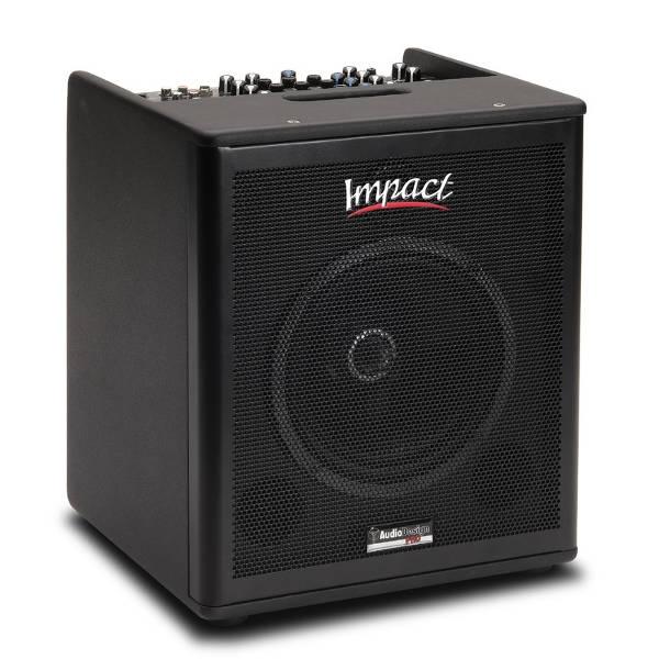 AudioDesign - IMPACT AG8 DIFFUSORE ATTIVO 8 PER CHITARRA