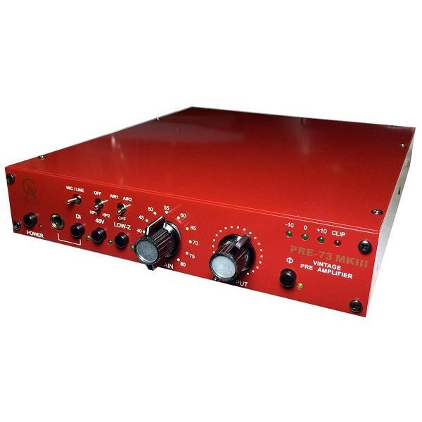 Golden Age Project - PRE-73 MKIII – PREAMP MICROFONICO E DI BOX