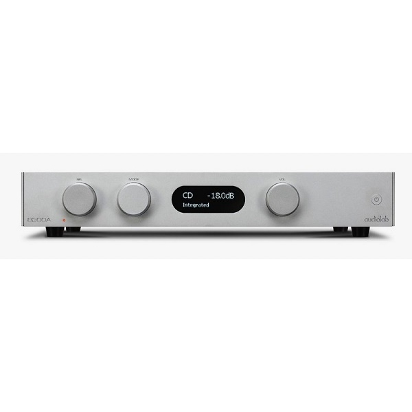 Audiolab - 8300A Amplificatore integrato hi end silver