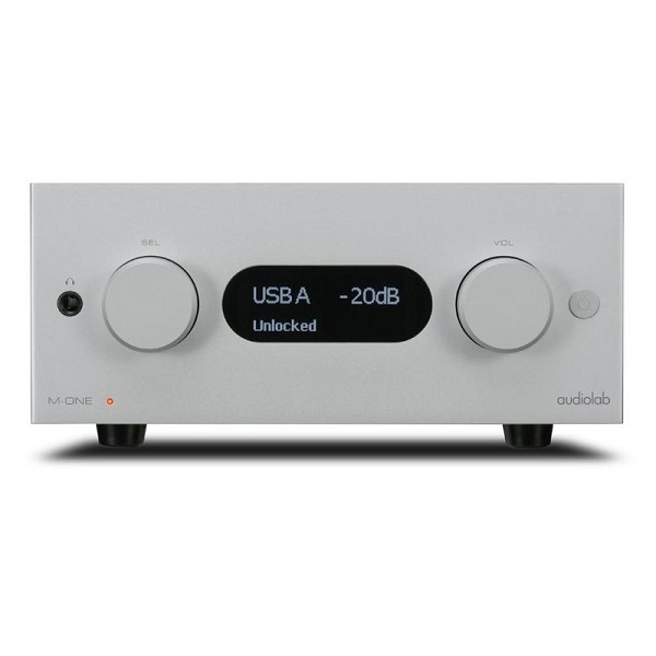 Audiolab - M-ONE DAC Silver