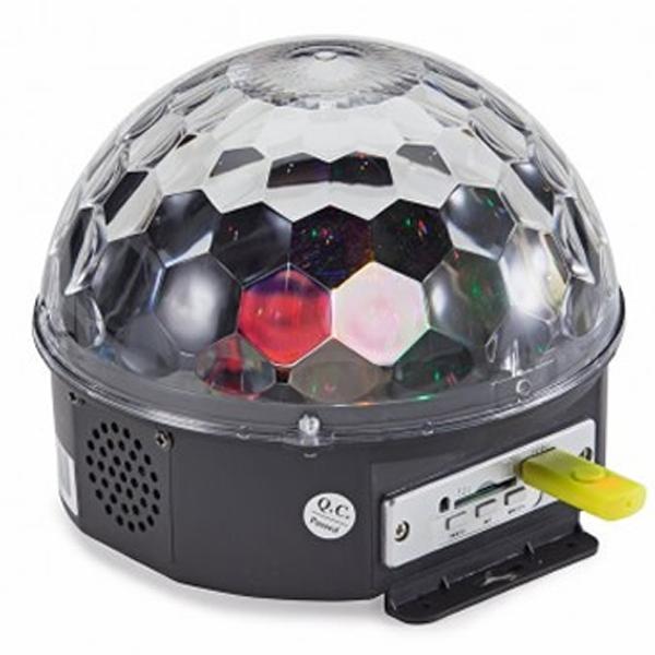Soundsation - [CB-630] Effetto luce + lettore MP3