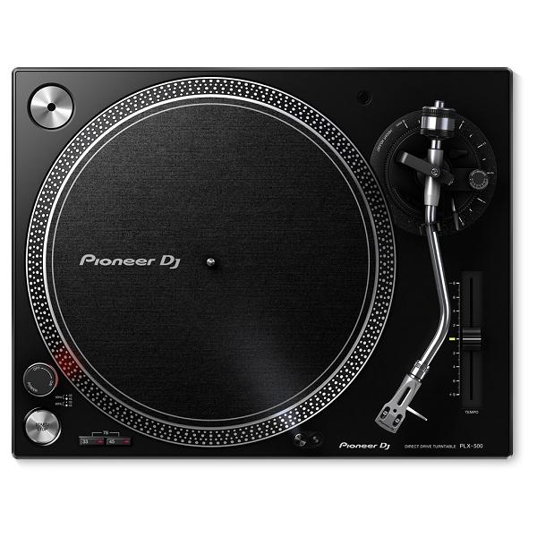 Pioneer - PLX 500 Giradischi a trazione diretta con USB