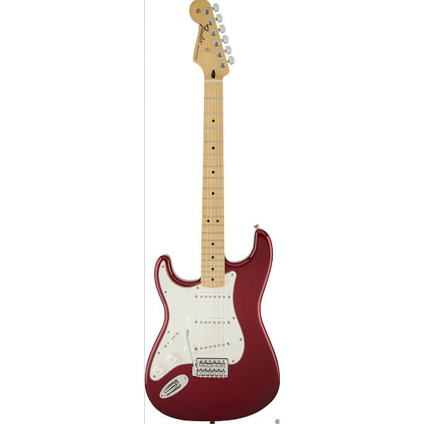 Fender - STANDARD STRATOCASTER Chitarra elettrica mancina [0144622509]