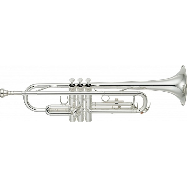 Yamaha - YTR-3335S Tromba in SIb color Argento