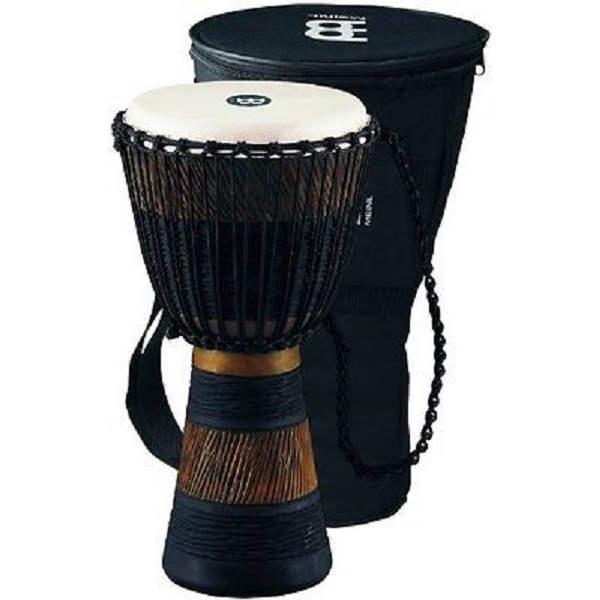 """Meinl - ADJ3XL Djembe African Style 14"""" con borsa"""