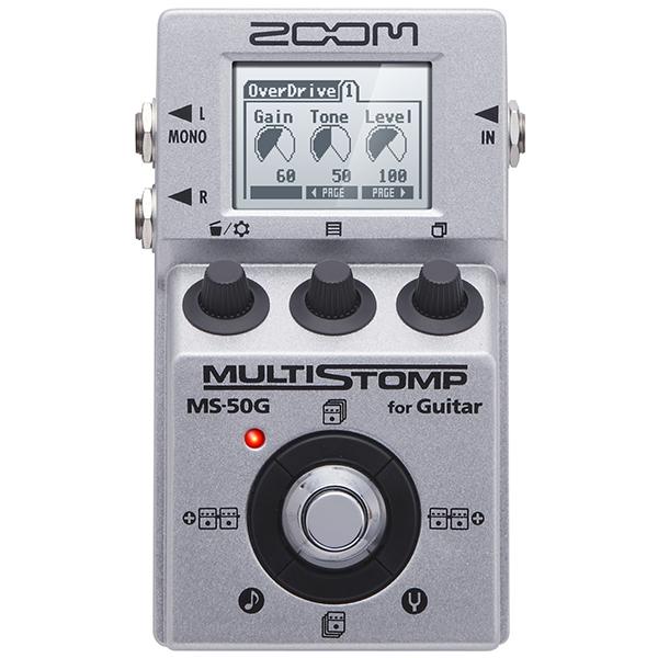 Zoom - Effetto Chitarra MS 50 G ZOOM