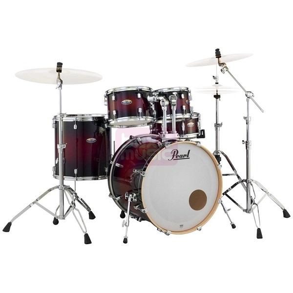 Pearl - Batteria acustica completa Pearl Decade Maple DMP925F/C260