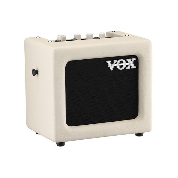 Vox - VOX Mini3 G2 IV Ivory Amplificatore chitarra a batterie 3watt